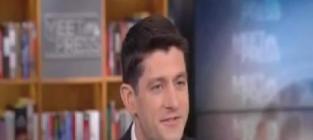 Paul Ryan: Hillary Clinton Presidency Would've Been Better!