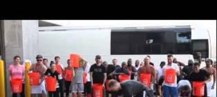 Justin Timberlake Accepts Ice Bucket Challenge