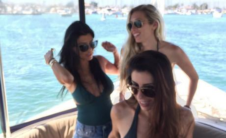 Kourtney Boating