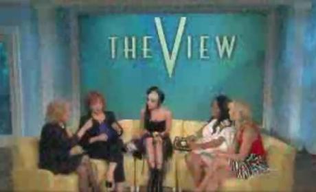 Lady Gaga on The View: Reflections on Bullying