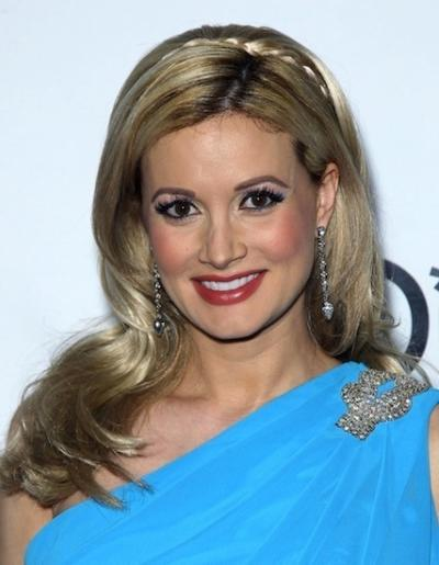 Holly Madison Close Up