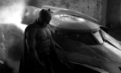 Ben Affleck as Batman: First Look!