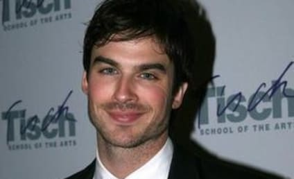 Ian Somerhalder Deemed Sexiest Beast in Hollywood; Vote Now!