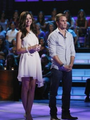 Holly Durst and Michael Stagliano
