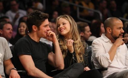 Halston Sage: Dating Zac Efron?