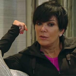 Kris Jenner: Keeping Up