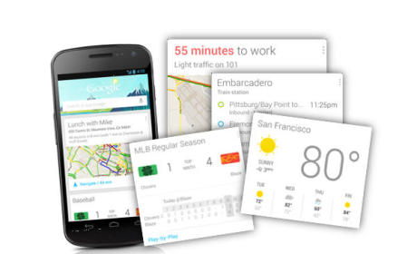 Google Now: Personal Assistant Service, App Look to Dethrone Siri
