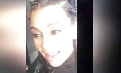 Kim Kardashian: Debuts Baby Saint's Voice on Livestream!
