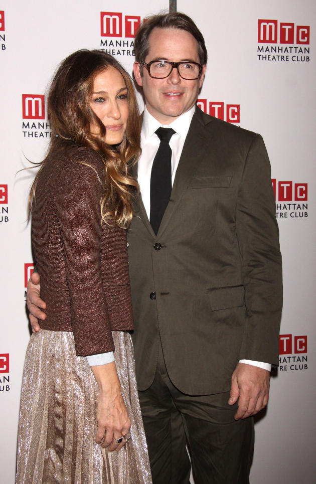 Sarah Jessica Parker and Matthew Broderick to Divorce ...