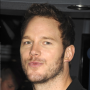 Chris Pratt Puckers Up
