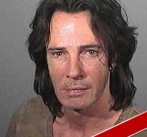 Rick Springfield Mug Shot