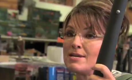 It's a Palin-Gosselin Camping Trip!!