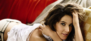 Cobie Smulders: Topless on Women's Health Cover!