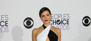 Katharine McPhee at the People's Choice Awards