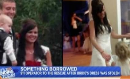 Bride-to-Be Calls to Report Wedding Dress Stolen, 911 Operator Lends Out Hers