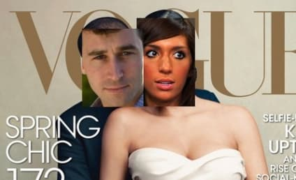 Farrah Abraham: Vogue Cover Girl For May?!