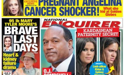 Did O.J. Simpson Father Khloe Kardashian?!?