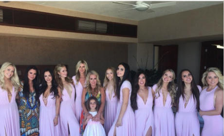Kim Richards: Drunk at Her Daughter's Wedding?!