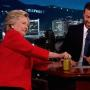 Hillary Clinton Opens Pickles