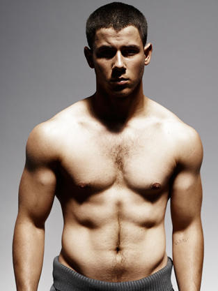 Nick Jonas in Details