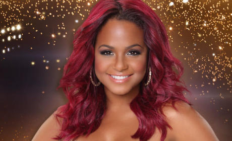 Did Christina Milian deserve to be voted off Dancing With the Stars?