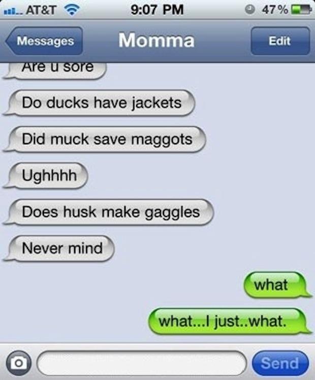 Ducks Have Jackets?