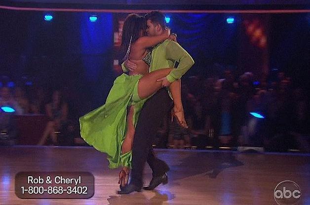 Rob Kardashian Dancing