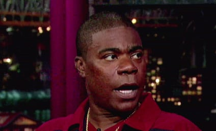 Tracy Morgan Goes Off on Homophobic Rant