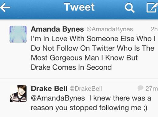 Drake Bell Tweet