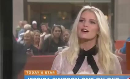 Jessica Simpson: Empowered By Weight Critics! Still a Sex Symbol to Eric Johnson!