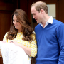 William, Kate and Royal Baby Girl