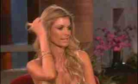 Marisa Miller Shows Off Shape on Ellen
