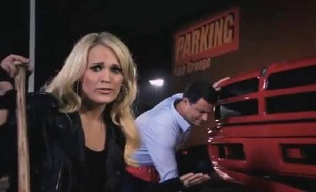Before You Freak: Jimmy Kimmel, Carrie Underwood Duet on New Hit Single