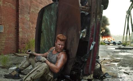 Michael Cudlitz as Abraham Ford