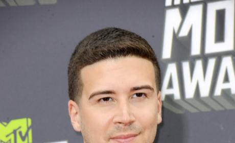 Vinny Guadagnino at MTV Movie Awards
