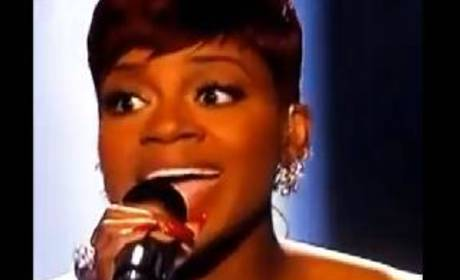 """Fantasia Performs """"Lose to Win"""" on American Idol Results Show"""