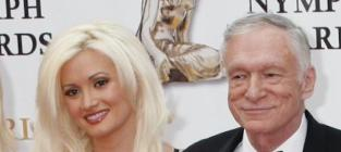 Holly Madison on Hugh Hefner Orgies: So, So SICK