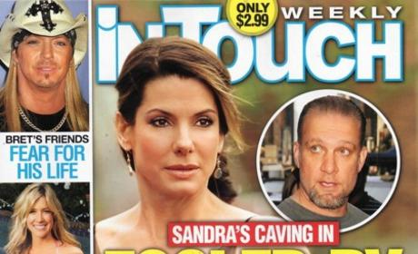 Sandra Bullock: Fooled By Jesse James' Lies?!