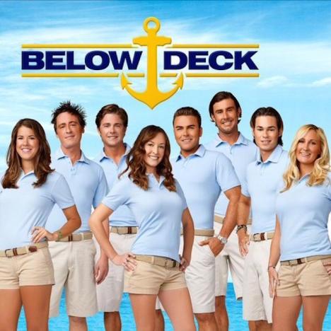 Below Deck Cast