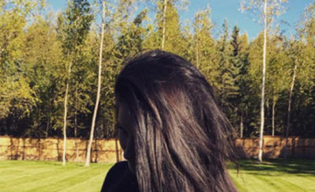 Bristol Palin Shows Off Baby Bump, Slams Obama