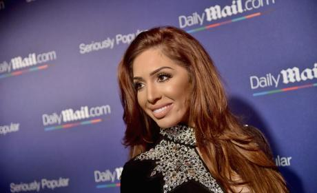 Farrah Abraham: Not Invited To Maci Bookout's Wedding!