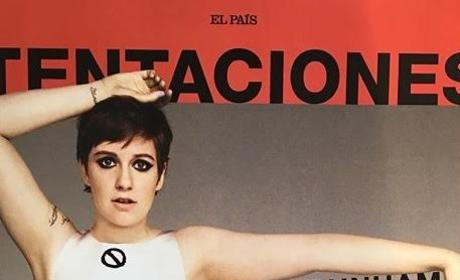 Lena Dunham Slams Magazine For Photoshop; Publishers Hit Back