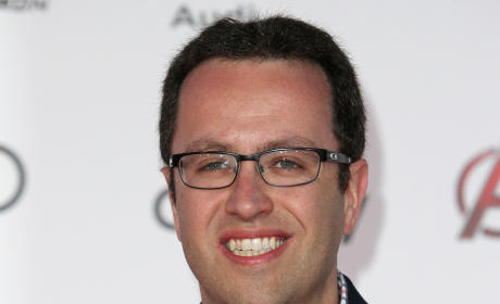 Jared Fogle: BRUTALLY Beaten in Prison Yard!
