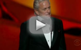 Michael Douglas Gay Jokes