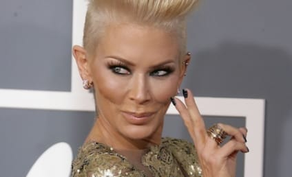 Celebrity Hair Affair: Jenna Jameson Goes Green