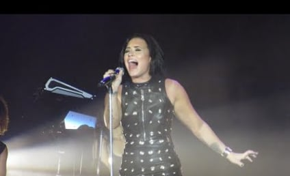 Demi Lovato Blows Us Away with Adele Cover