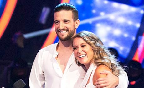 Alexa PenaVega and Mark Ballas