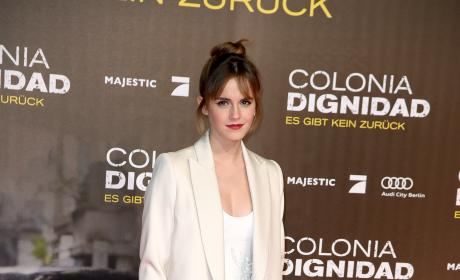 Emma Watson: 'Colonia Dignidad - Es gibt kein zurueck' Berlin Premiere