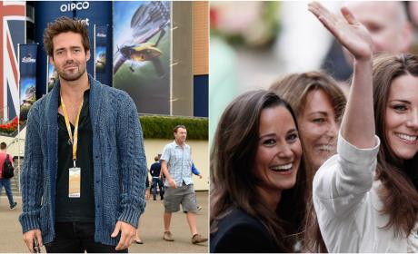 Spencer Matthews Pippa Middleton Kate Middleton Pic
