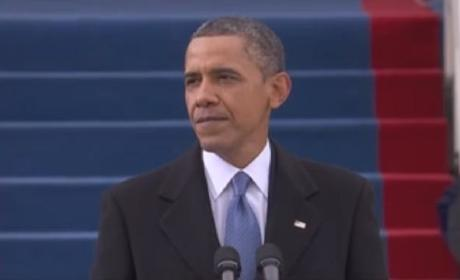 Obama Inaugural Address 2013
